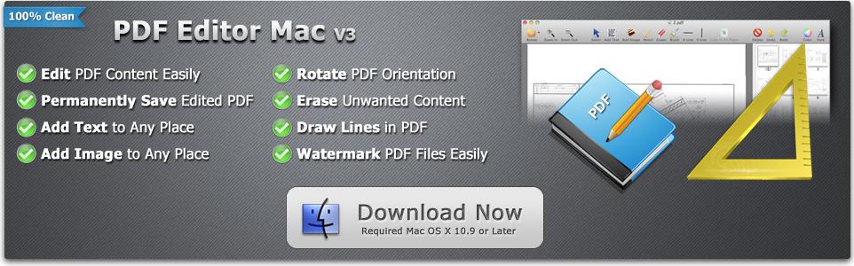 Pdf Editor Free For Mac